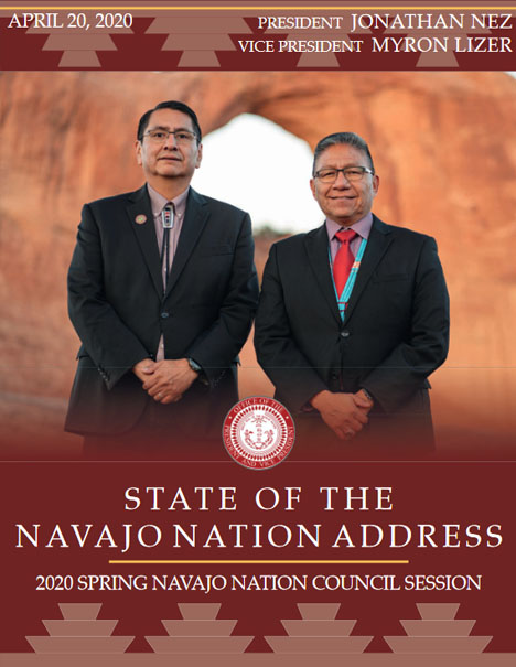 State-of-the-Navajo-Nation-Address-2020-Spring-Council-Session