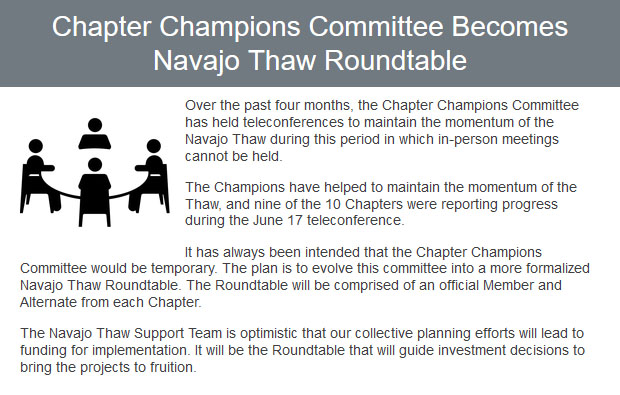 email-blast-Chapter-Champions-Committee-Becomes-Navajo-Thaw-Roundtable