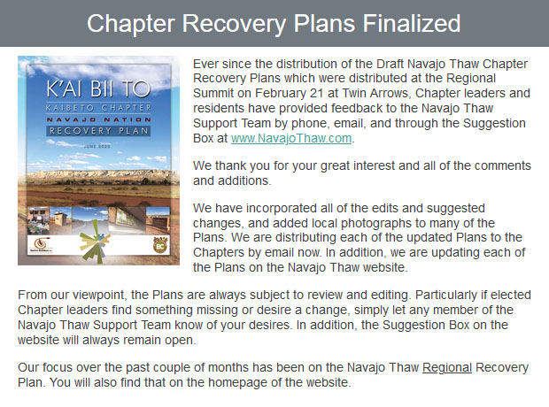 email-blast-Chapter-Recovery-Plans-Finalized
