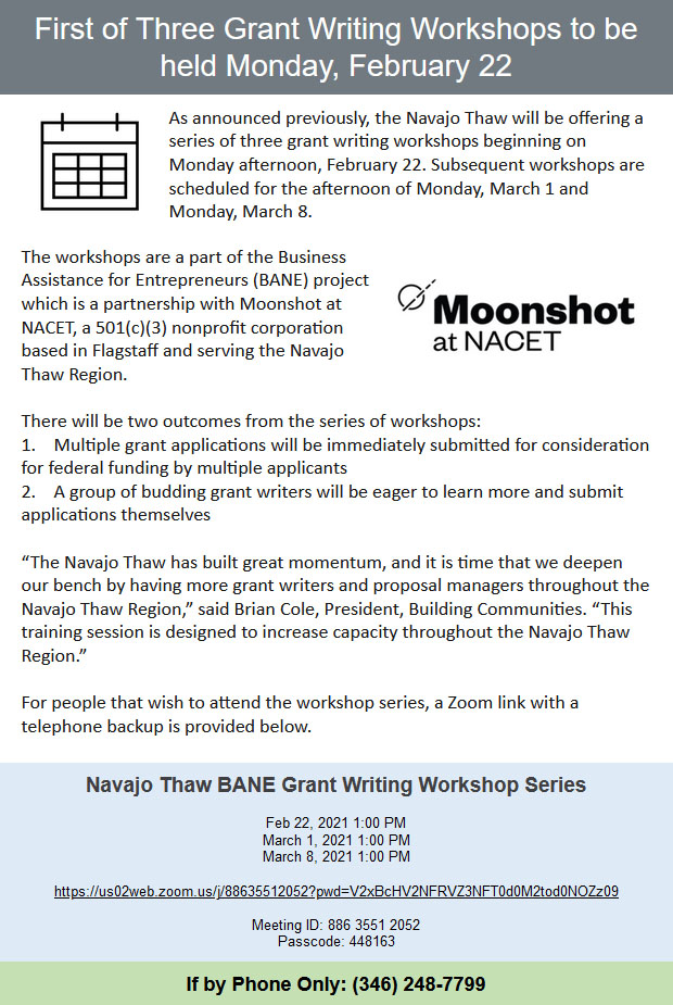 First-of-Three-Grant-Writing-Workshops-to-be-held-Monday-February-22