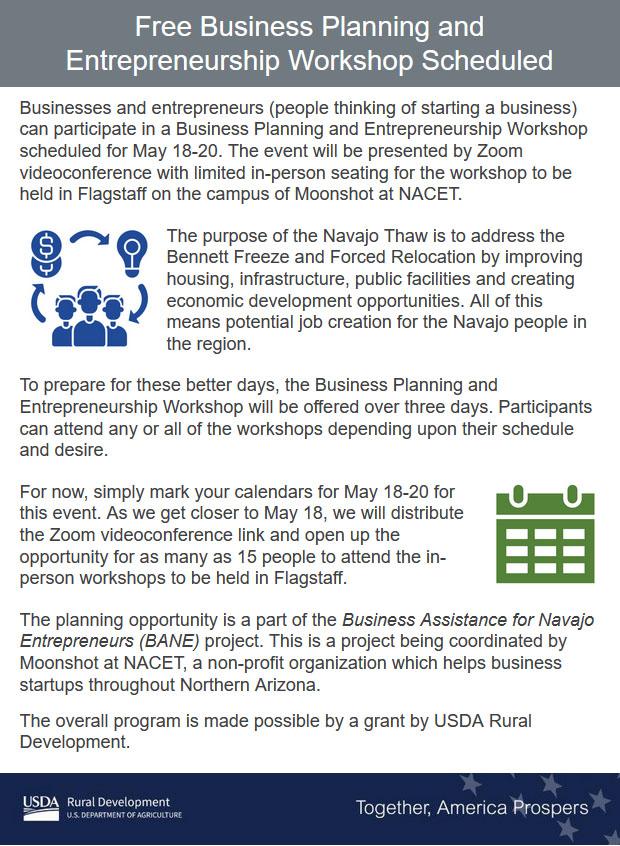 Free-Business-Planning-and-Entrepreneurship-Workshop-Scheduled