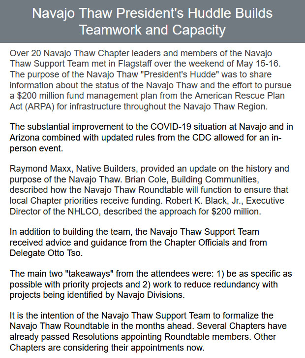 Navajo-Thaw-Presidents-Huddle-Builds-Teamwork-and-Capacity